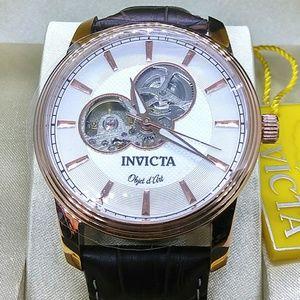 1 LEFT IN STOCK(FIRM PRICE)New invicta Automatic
